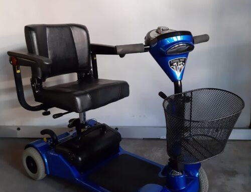 Scooter STERLING LITTLE GEM 2- EX11.00U21248