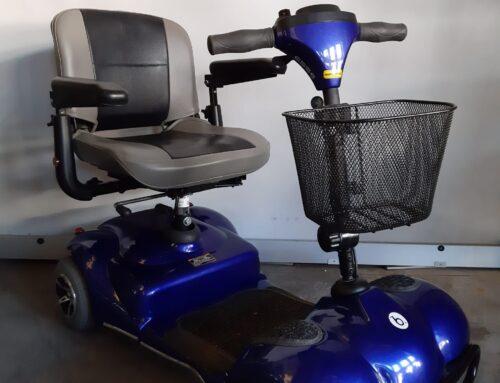 Scooter BLANDINO MERITS ESSE- EX13.00U21247