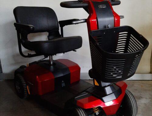 Scooter PRIDE VICTORY LX – EX27.00U21245