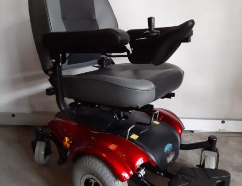 Power Chair Magicsan SIX – EX24.00U21242