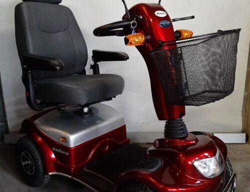 Scooter KOMETA VELOCE – EX24.00U21414