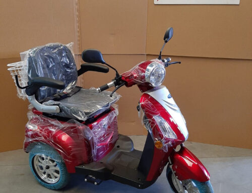 Scooter 3 RUOTE – EX43.00N21512